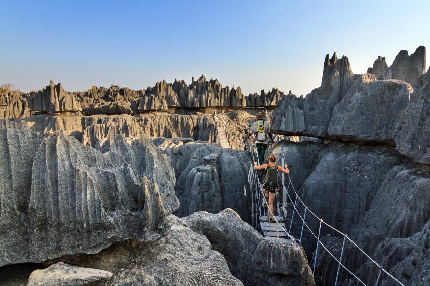 Tsingy de Bemaraha Park